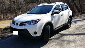 AWD 2013 Toyota RAV4 -LE - Toyota Certified;Carproof Available