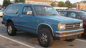 Looking for a manual transmission for an 83 S10 blazer 4X4