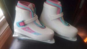 Bauer Lil' Angel Size 12 Kids Skates