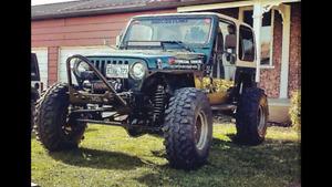 Jeep tj on one tons (custom)