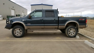 2006 Ford F350 King Ranch FX4