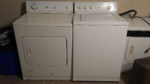 Inglis Washer and Dryer combo