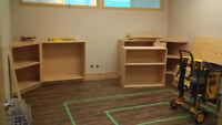 Renovators and drywallers needed