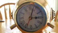 U.S. Navy Diving Helmet Clock Mark V 1941 Reproduction