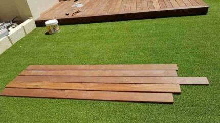 Jarrah Decking Board Currambine Joondalup Area Preview