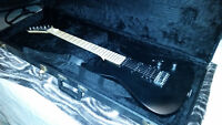 Esp LTD guitar / Fender Mustang 2 amp