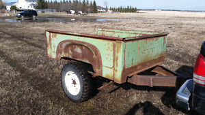 International Truck Box & Wagon Trailer