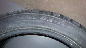 Toyo Observe G3-Ice 235/40R18 - $600 (Baie D'Urfe) West Island Greater Montréal image 2