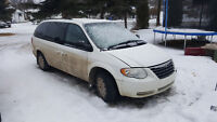 2007 Dodge town and country grand caravan