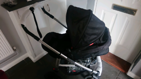 Phil & Ted's baby pushchair
