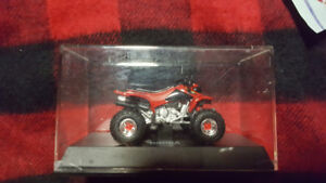 Model Scooter and ATV
