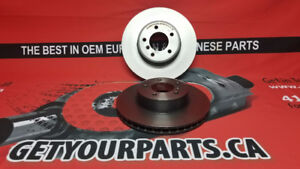 RANGE ROVER SPORT SUPERCHARGED FRONT BREMBO ROTOR SET