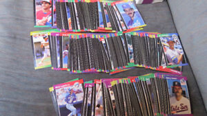 1989 Donruss MLB cards,approx.280