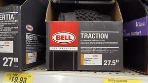 """Bell Traction 27.5"""" Mountain Bike Tire with Kevlar Fiber Windsor Region Ontario image 2"""