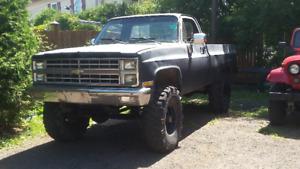 Chevrolet c10 1982