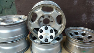 Chevy rims 16""
