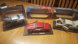 /18th scale 1958 Plymouth Fury, 1967 Chevelle SS, 1955 Chevy-$50