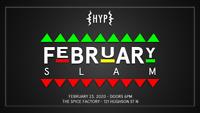 HYP  FEBRUARY SLAM!