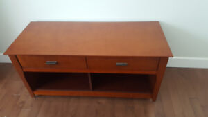 Beautiful Wooden TV Stand or Coffee Table