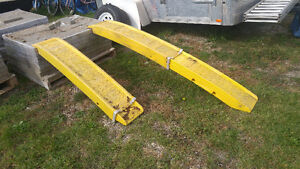 HIGHLAND RAMPARTS RAMPS 750LBS EACH London Ontario image 2