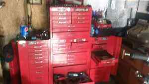 Grey pro tool chest  Sarnia Sarnia Area image 1