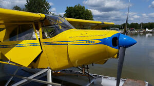 Piper PA-12-150HP - Floats and Wheels