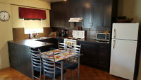 Furnished W/Parking 12th Ave & 10th Street SW - Immediate