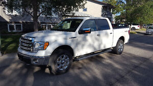 2014 Ford F-150 SuperCrew Lariat Pickup Truck