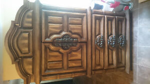 Armoire $50 OBO MUST GO