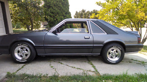 1984 Ford Mustang 302