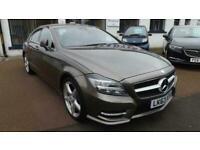 2013 Mercedes-Benz CLS CLASS 2.1 CLS250 CDI BLUEEFFICIENCY AMG SPORT 4d 204 BHP