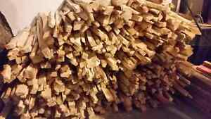 Cedar kindling