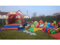 Mobile Softplay, Bouncy Castle & Mascot Hire
