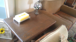 Old Wood tables $100