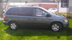 2007 Dodge caravan do not know what it will need for safety