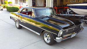 1966 Chevy Nova 'Black Beauty'