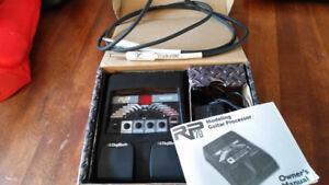 Digi Tech RP70 Guitar Processor
