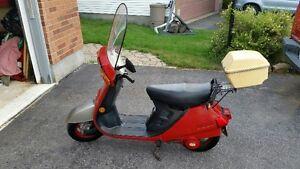 Honda Aero 80 Scooter