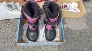 souliers et bottes enfant fille