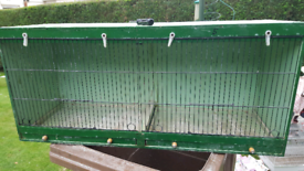 Canarie breeding cages