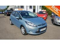 2009 Ford Fiesta Hatch 5Dr 1.4 96 Style + 5 Petrol blue Manual