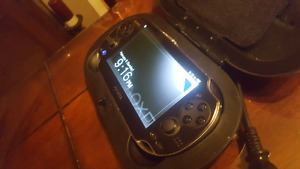 Excellent ps vita touch screen with games works great