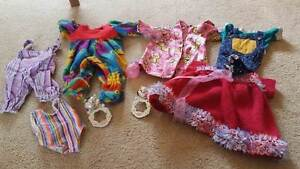 Assorted dolls clothes Westbury Meander Valley Preview