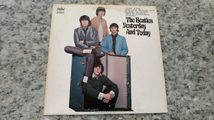 Beatles Yesterday and Today Vinyl LP (used good condition)