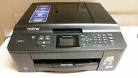 Brother MFC-J430W 5-in-1 Printer