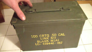 Ammo Box Kijiji In Ontario Buy Sell Save With Canadas 1