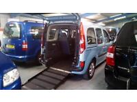 2010 Renault Kangoo Extreme Automatic Wheelchair Disabled Access