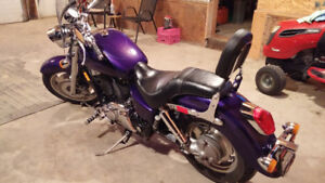 2004 honda vt1100 c2 sabre for sale