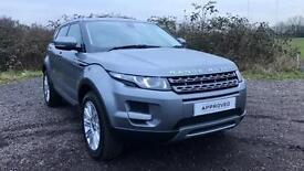 2012 Land Rover Range Rover Evoque 2.2 SD4 Pure 5dr Automatic Diesel 4x4