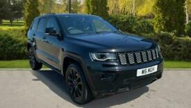image for Jeep Grand Cherokee 3.0 CRD Night Eagle 5dr Auto 4x4 Diesel Automatic
